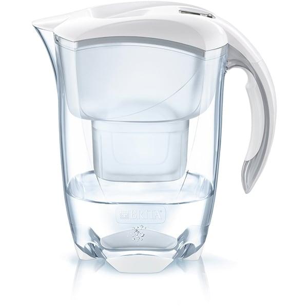 Cana filtranta BRITA Elemaris Cool BR1026428, 2.4l, alb-transparent