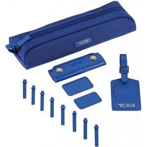 Kit accesorii bagaj TUMI Accesnts, albastru