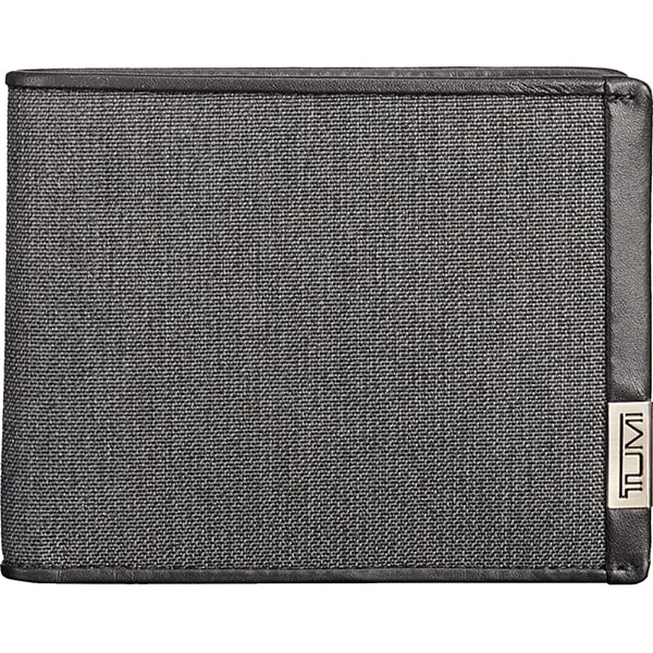 Portofel TUMI Alpha SLG 119237ATD, antracit-negru