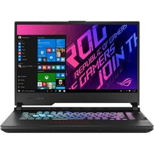 "Laptop Gaming ASUS ROG Strix G15 G512LWS-AZ003T, Intel Core i7-10750H pana la 5GHz, 15.6"" Full HD, 16GB, SSD 1TB, NVIDIAGeForceRTX 2070 Super 8GB, Windows 10 Home, negru"