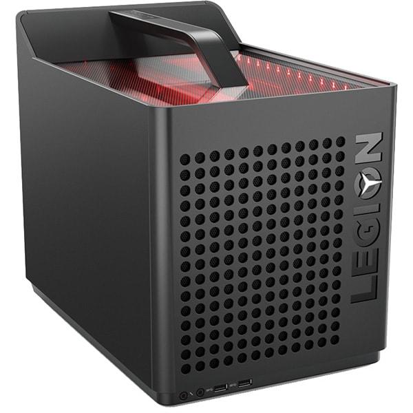 Sistem Desktop Gaming LENOVO Legion C530-19ICB, Intel Core i7-8700 pana la 4.6GHz, 8GB, HDD 1TB + SSD 128GB, NVIDIA GeForce GTX 1060 6GB, Free Dos