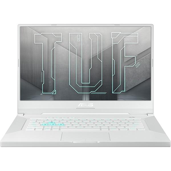 "Laptop Gaming ASUS TUF Dash F15 FX516PR-AZ024, Intel Core i7-11370H pana la 4.8GHz, 15.6"" Full HD, 16GB, SSD 1TB, NVIDIAGeForceRTX3070 8GB, Free DOS, alb"