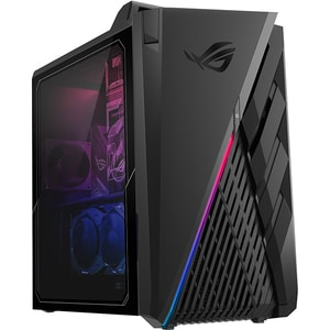 Sistem Desktop Gaming ASUS ROG Strix GT35 G35CZ-RO008D, Intel Core i7-10700KF pana la 5.1GHz, 32GB, 2TB + SSD 512GB, NVIDIA GeForce RTX 2070 Super 8GB, Free DOS