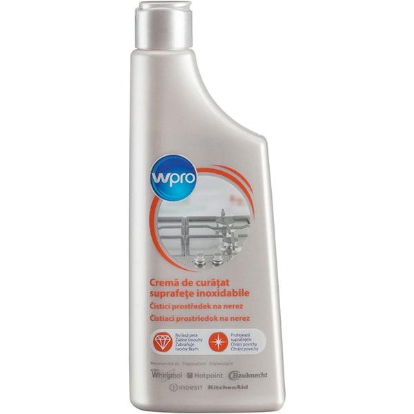 Crema de curatat pentru inox WPRO 08500, 250 ml