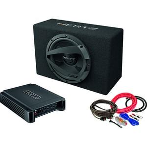 Pachet Subwoofer auto HERTZ DBX 25.3 + Amplificator Hertz HCP 2 + Kit de cabluri complet