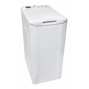 Masina de spalat rufe verticala CANDY CST G372D-S, Smart Touch, 7kg, 1200rpm, Clasa A+++, alb