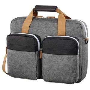 "Geanta laptop HAMA Florence II 101569, 15.6"", gri-negru"
