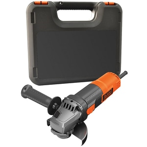 Polizor unghiular (flex) BLACK & DECKER BEG110K, 750W, 12000RPM, 115mm