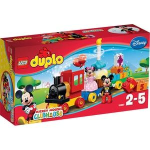 LEGO Duplo: Parada de ziua lui Mickey si Minnie 10597, 2 - 5 ani, 24 piese