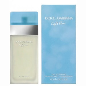 Apa de toaleta DOLCE & GABBANA Light Blue, Femei, 100ml