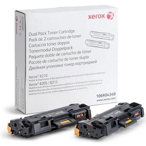 Toner XEROX 106R04349 Dual Pack, negru