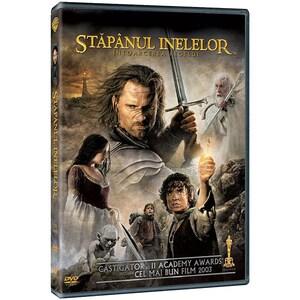 Stapanul Inelelor - Intoarcerea Regelui DVD