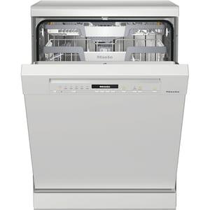 Masina de spalat vase independenta MIELE G 7100 SC BRWS, 14 seturi, 6 programe, Clasa C, alb