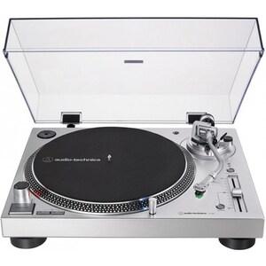 Pick-up AUDIO-TECHNICA AT-LP120USB, USB, argintiu