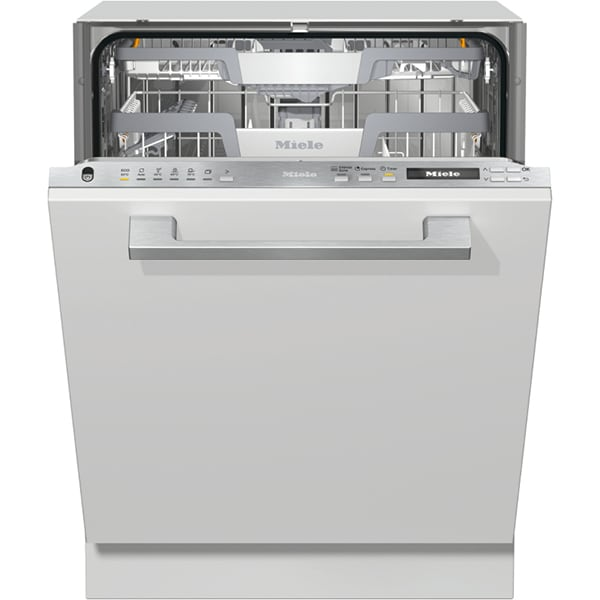 Masina de spalat vase incorporabila MIELE G 7150 SCVI, 14 seturi, 6 programe, Clasa A+++, inox