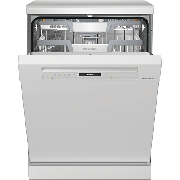 Masina de spalat vase independenta MIELE G 7310 SC BRWS, 14 seturi, 8 programe, Clasa C, alb