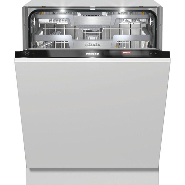 Masina de spalat vase incorporabila MIELE G 7960 SCVI, 14 seturi, 10 programe, Clasa C, Negru