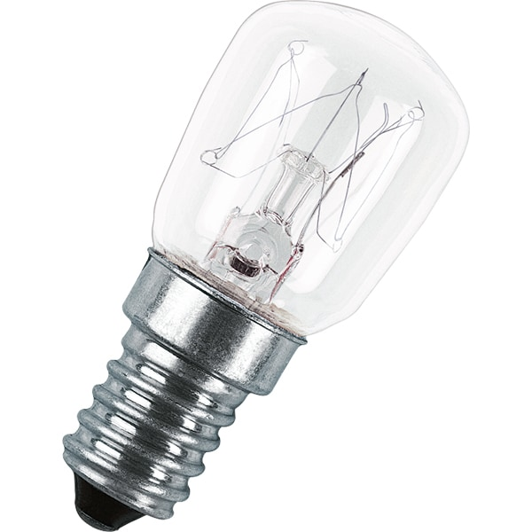 Bec incandescent pentru aparate frigorifice XAVAX 112444, E14, 25W, 160lm, lumina calda