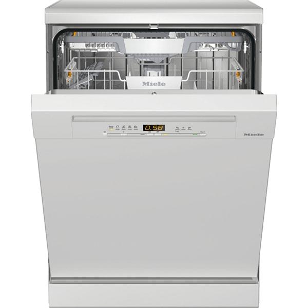 Masina de spalat vase independenta MIELE G 5210 SC A BW, 14 seturi, 5 programe, Clasa A+++, alb