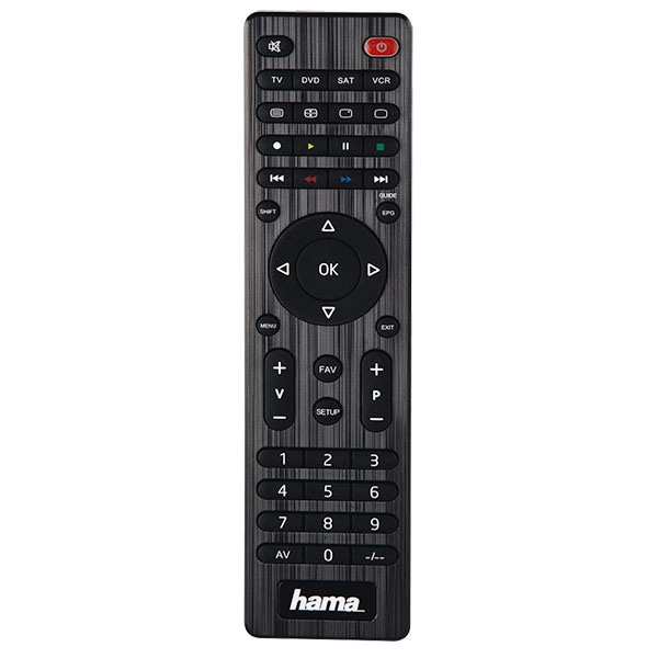 Telecomanda universala 4 in 1 HAMA 12183