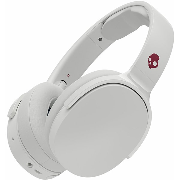 Casti SKULLCANDY Hesh 3 S6HTW-L678, Bluetooth, Over-Ear, Microfon, alb