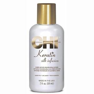 Ser pentru par CHI Keratin Silk Infusion, 59ml