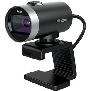 Camera Web MICROSOFT LifeCam Cinema 6CH-00002, HD 1280 x 720, argintiu-negru