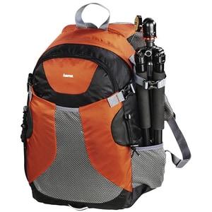 Rucsac camere foto HAMA Bormio 140, orange/negru