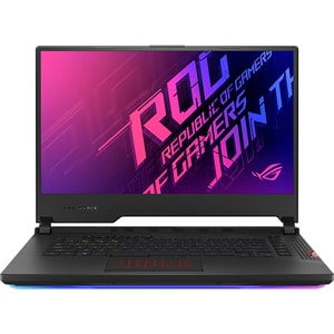 "Laptop Gaming ASUS ROG Strix Scar 15 G532LW-AZ092, Intel Core i7-10875H pana la 5.1GHz, 15.6"" Full HD, 16GB, SSD 2 x 512GB, NVIDIAGeForceRTX2070 8GB, Free DOS, negru"