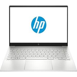 "Laptop HP Envy 14-eb0003nq, Intel Core i7-1165G7 pana la 4.7GHz, 14"" WUXGA, 16GB, SSD 512GB, Intel Iris Xe Graphics, Free DOS, argintiu"