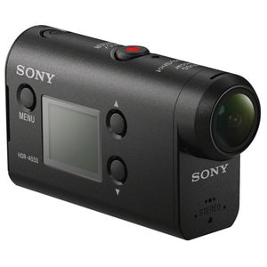 Camera video sport SONY ACTION CAM HDR-AS50, Full HD, negru
