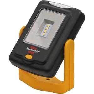 Lampa de lucru LED BRENNENSTUHL 158574, 200 lumeni, IP20, Baterie, negru