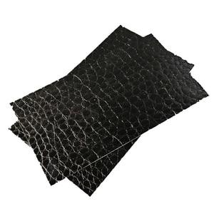 "Folie protectie pentru tableta CLEARPLEX, Alligator Film M, 7-8"", spate, negru"