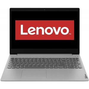 "Laptop LENOVO IdeaPad 3 15ADA05, AMD Ryzen 5 3500U pana la 3.7GHz, 15.6"" Full HD, 8GB, SSD 256GB, AMD Radeon Vega 8 Graphics, Free DOS, gri"
