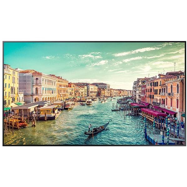 "Display profesional SAMSUNG LH49QMREBGCXEN, 49"", Ultra HD 4K, 60Hz, Wi-Fi, negru"