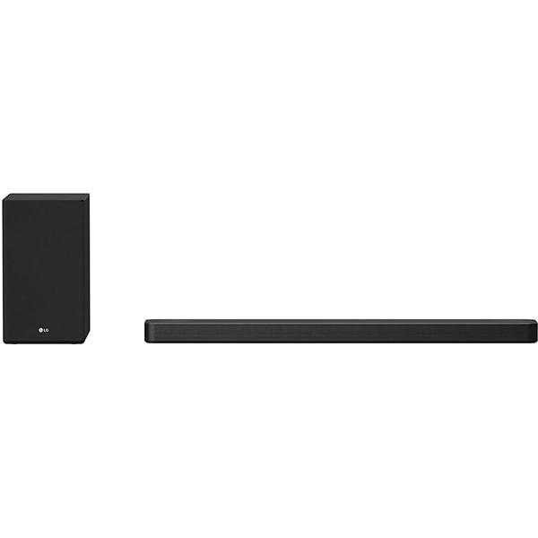 Soundbar LG SN8Y, 3.1.2, 440W, Bluetooth, Dolby Atmos, negru