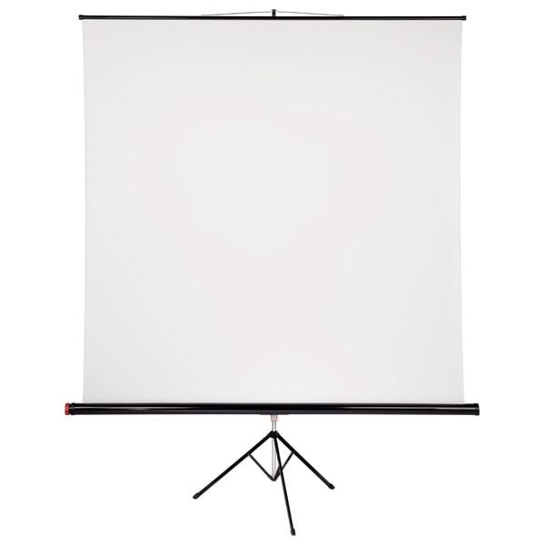 Trepied + ecran de proiectie HAMA 17799, 200 x 200 cm
