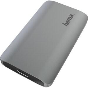 SSD portabil HAMA 182458, 500GB, USB 3.1 Type-C Gen2, antracit