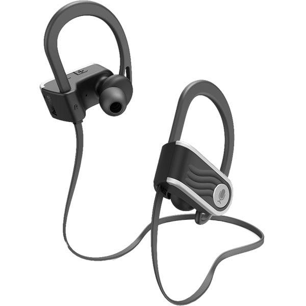 Casti HAMA Voice Sport, 184053, Bluetooth, In-Ear, Microfon, negru