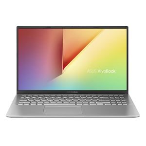 "Laptop ASUS VivoBook 15 X512FA-EJ1742, Intel Core i5-10210U pana la 4.2GHz, 15.6"" Full HD, 8GB, SSD 512GB, Intel UHD Graphics, Free DOS, Transparent Silver"