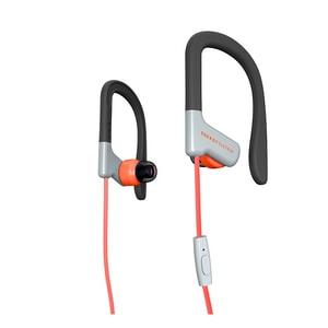 Casti ENERGY SISTEM Earphones Sport 1 ENS429349, Cu Fir, In-Ear, Microfon, rosu