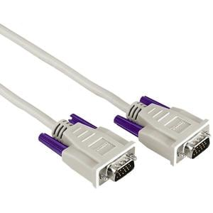 Cablu VGA HAMA 42089, 1.8m, alb