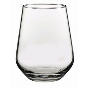 Set pahare apa PASABAHCE Allegra 102824, 3 piese, 0.425l, sticla