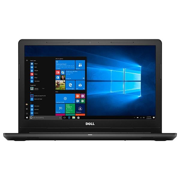 """Laptop DELL Inspiron 3567, Intel Core i5-7200U pana la 3.1 GHz, 15.6"""" Full HD, 8GB, 1TB, AMD Radeon R5 M430 2GB, Windows 10 Home, Negru"""
