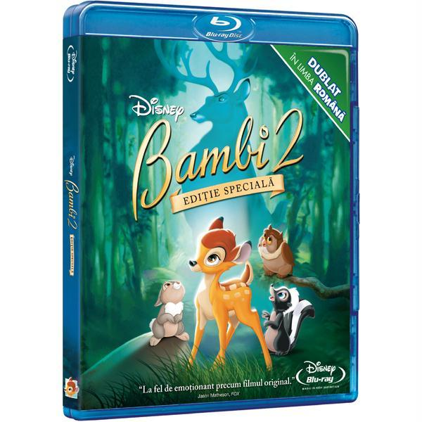 Bambi II - Editie speciala Blu-ray