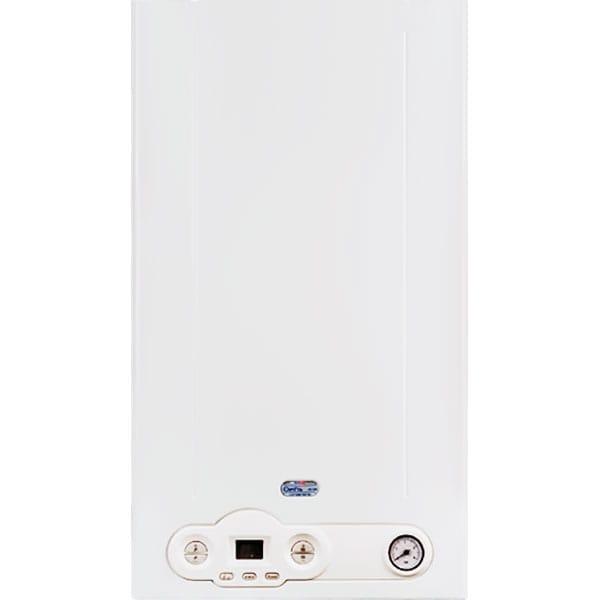 Centrala termica pe gaz in condensare NOVA FLORIDA 35FLE028, 27.9 kW, alb