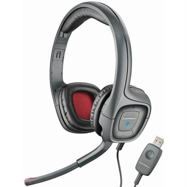 Casti PC PLANTRONICS Audio 655 DSP, USB, negru