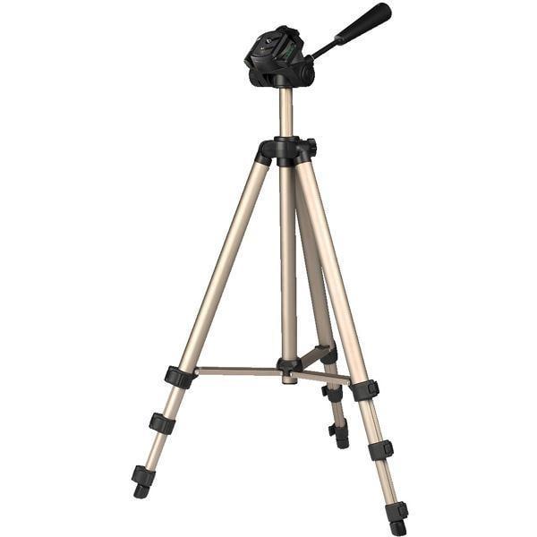 Trepied foto-video HAMA Star 75 4175, 125 cm, auriu