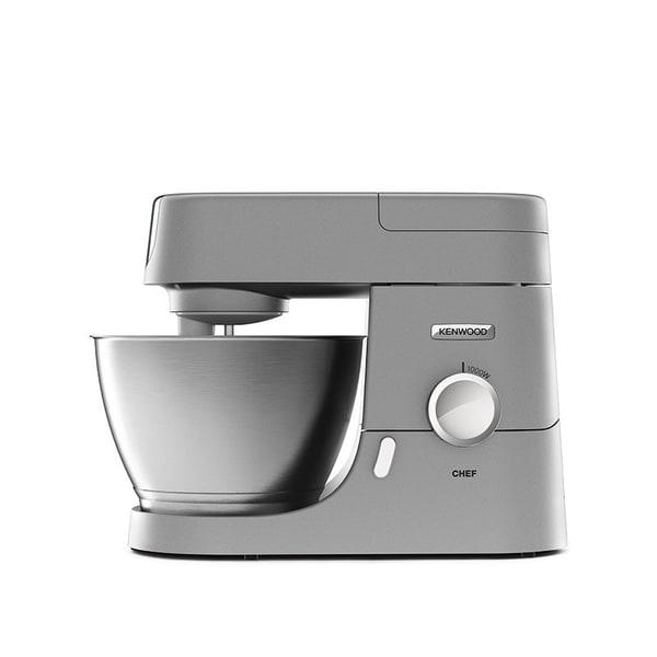 Robot de bucatarie KENWOOD Chef KVC3110S, vas 4.6l, blender 1.5l, 1000W, viteza variabilia, argintiu