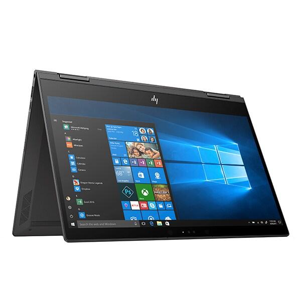 "Laptop HP ENVY x360 13-ag0001nn, AMD Ryzen 5 2500U pana la 3.6GHz, 13.3"" Full HD Touch, 8GB, SSD 256GB, AMD Radeon Vega 8, Windows 10 Home"